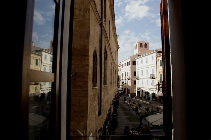 Alghero Old Town Piazza Civica