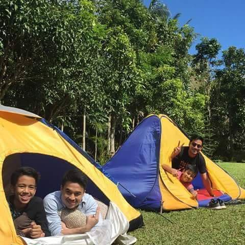Enjoy the fresh air with some camping! Pls bring your own tents