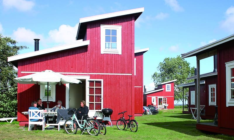 Vadehavshytte - Rømø - Cabana