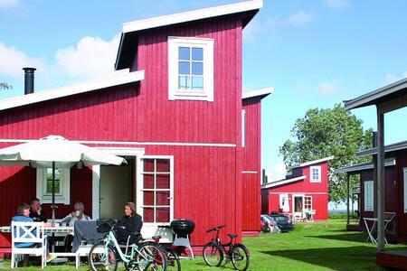 Vadehavshytte - Rømø - Blockhütte