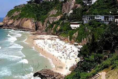 Suite for 2 in Joá with breakfast and Garage - Rio de Janeiro - Bed & Breakfast