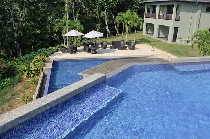 Brand New 2 Bdrm Condo w/ 2 pools - Dominicalito - Flat