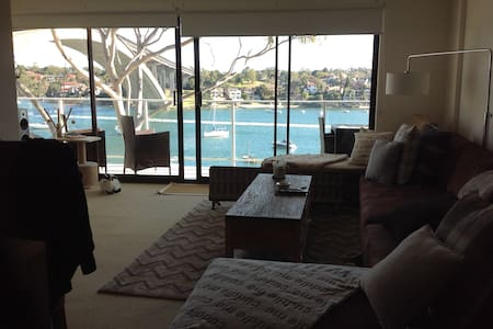 Room Stunning Waterfront Apartment - Drummoyne