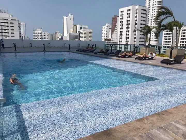 Hermoso y Nuevo en Bocagrande Cartagena!
