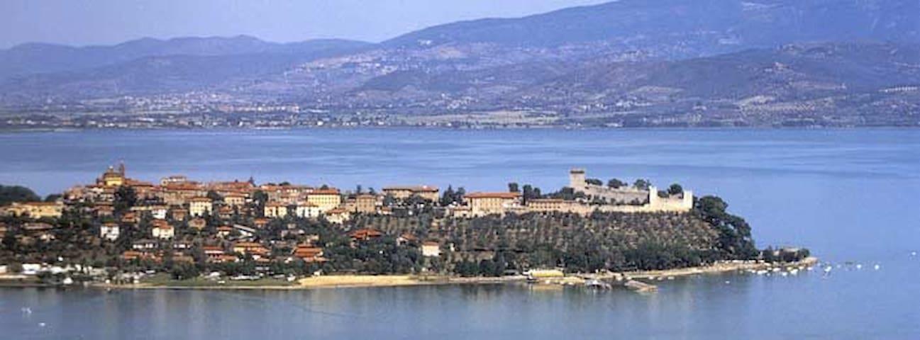 Quattro Passi dai più Borghi più Belli d'Italia. - Castiglione del lago - Casa