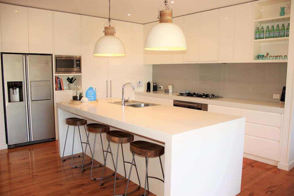 Stunning kitchen with room to cook up a feast