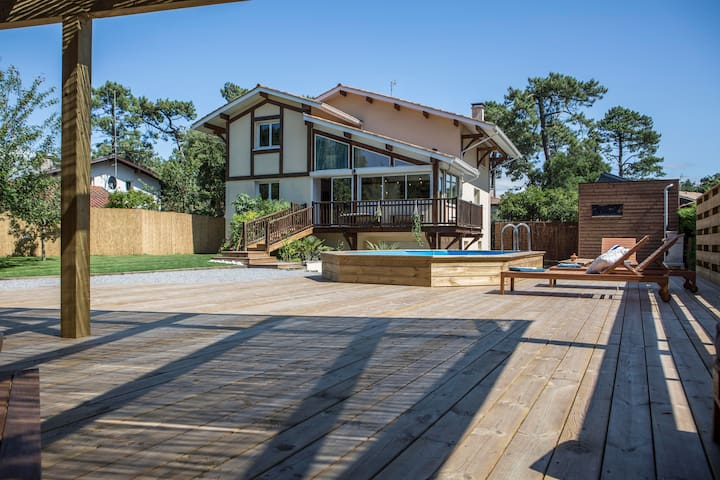 Ocean Garden Villa with private pool