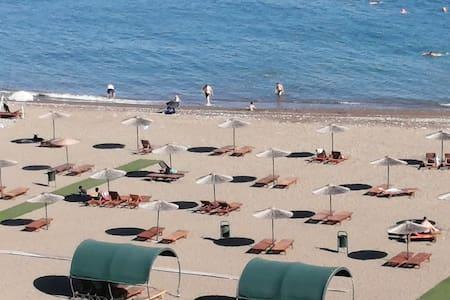 deniz güneş havuz aqua. Mükemmel tatil