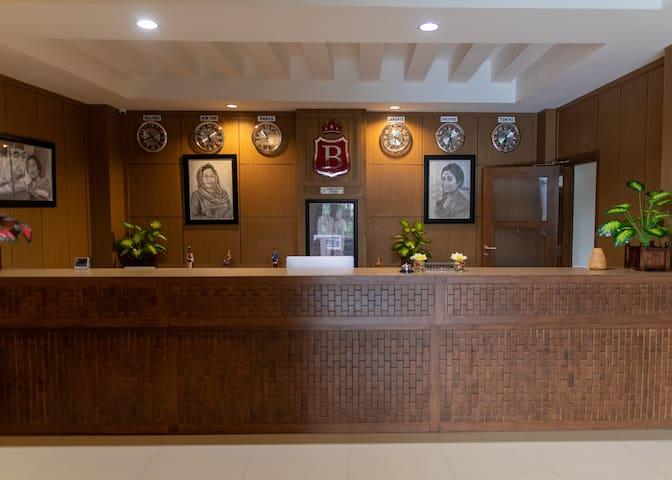 Standart Room Baratha Hotel