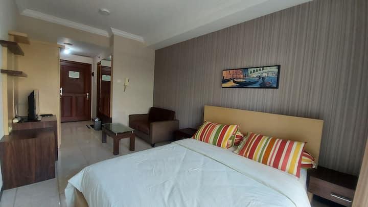 6th floor Studio Galeri Ciumbuleuit Apartment 1.