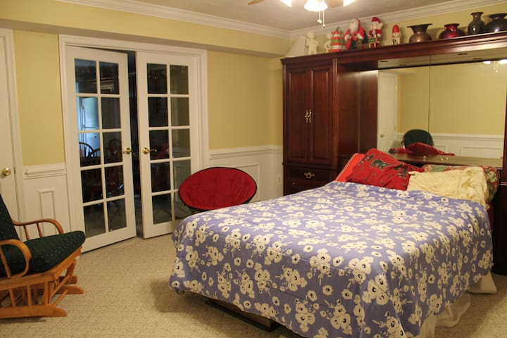 Basement Apartment in Southern Maryland