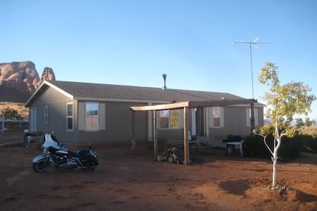 Tear Drop Arch Bed and Breakfast-2 - Oljato-Monument Valley - 住宿加早餐