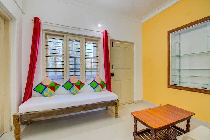OYO - Vibrant 2BR Homestay, Coorg-Trending Now!