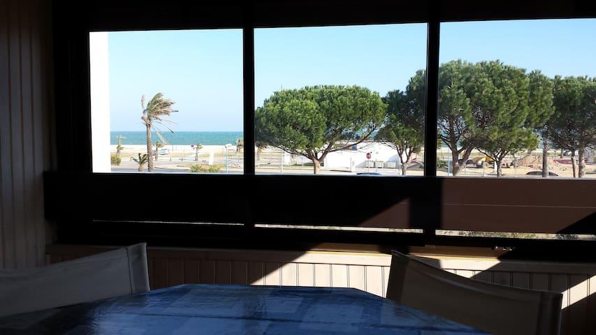 vue sur la mer - Saint-Cyprien - Apartment
