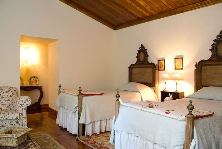 Casa Santa Eulália - apartamentos em espaço rural - Atei - Hus