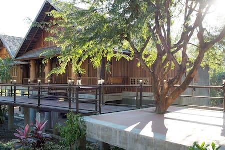 Boutique Villa@ Hangdong Chiang Mai - Hangdong  - บ้าน