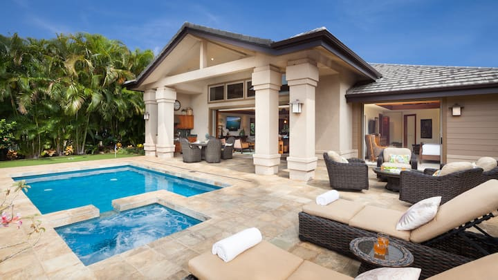 ❤️PiH❤️ Villages Paradise Retreat I ★ Pool & Spa ★