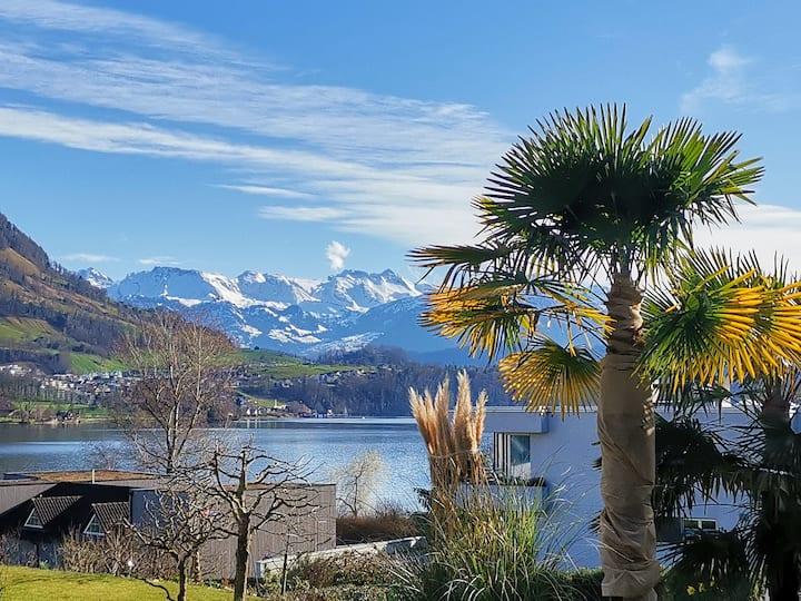 Bijou at Lake Lucerne