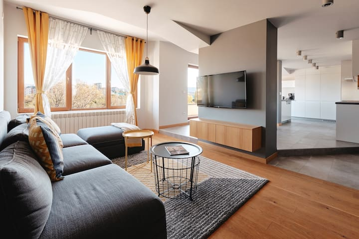 ✯ Apartment Jasmin ✯ Vitosha Mountain View