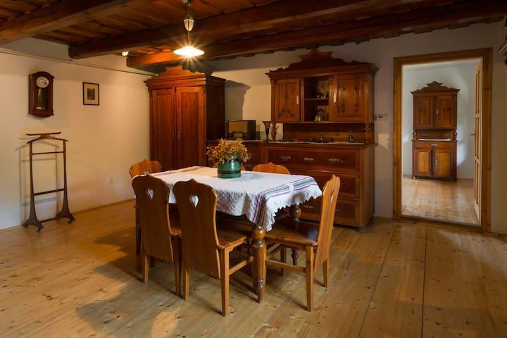 House in Köveskál (Balatonfelvidék) for 6 persons