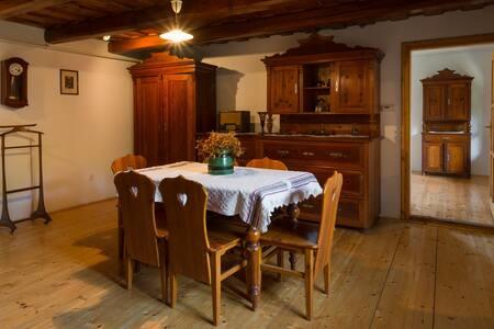 House in Köveskál (Balatonfelvidék) for 8 persons
