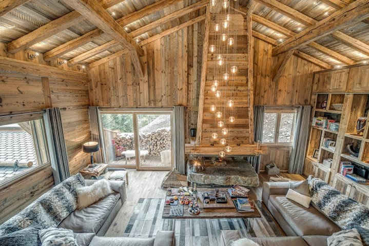 Beautiful luxury private Chalet A