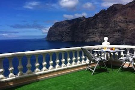 APARTMENT WITH AMAZING VIEWS - Los Gigantes - Apartment