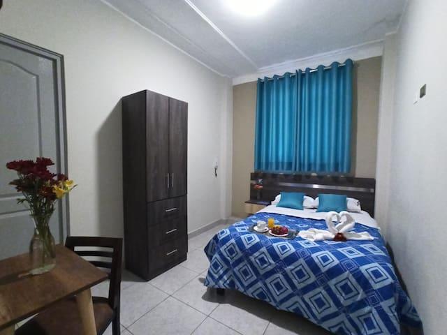Habitación Doble Estándar (2personas) Brickell