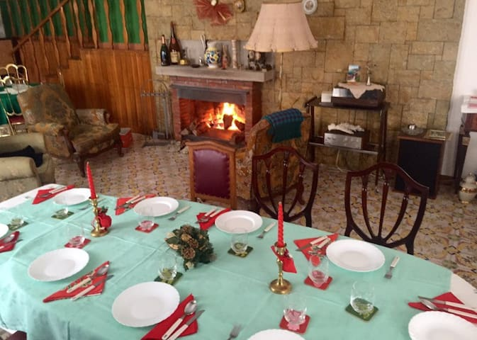 Confortable cottage  in Sicily! - Santa Caterina Villarmosa - Villa