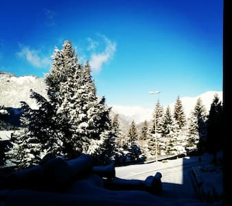 Ski down to your apartment!! 1500 - La Val d'Aran - Leilighet