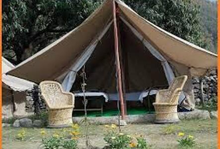 Jungle camp for adventure lover - Rishikesh - Tent