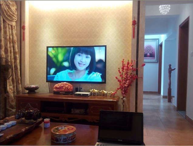 广州凤凰城五星级酒店旁六房两厅七床复式豪宅