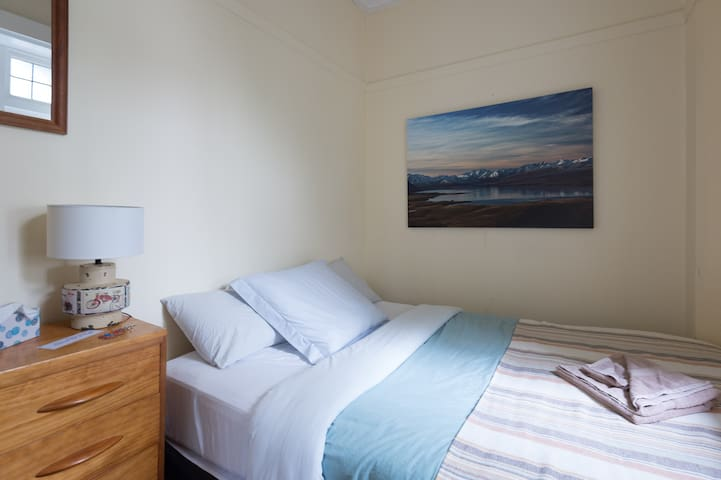 Cozy As; Walk to city centre, beach, Mt Vic trails - Wellington - Appartement