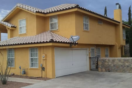 Spanish style close to I-10, great area. - 厄尔巴索(El Paso) - 独立屋