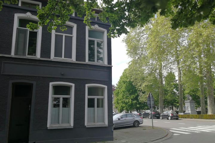 Charming house in the city center of Oudenaarde.