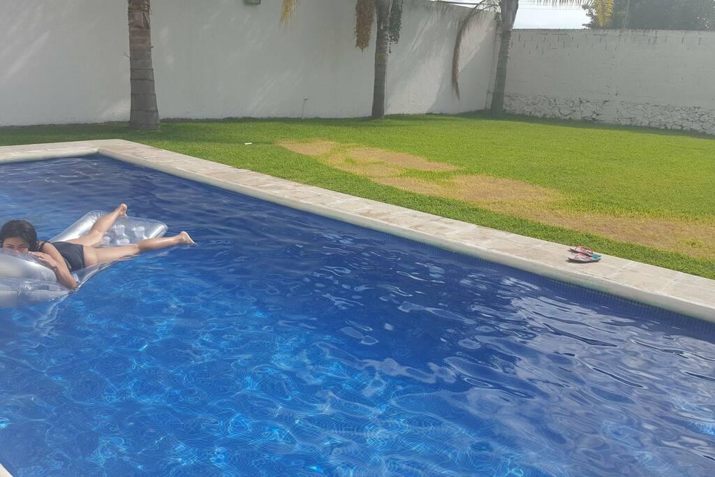 Casa sol con alberca perfecta para fin de semana casas for Casa con piscina fin de semana