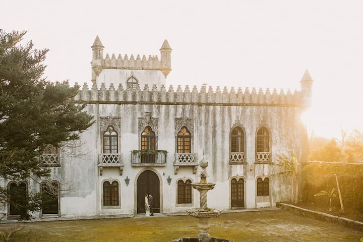 Pic by Mila Flad  (Vivid Symphony Photography) at Castelo de Portuzelo.