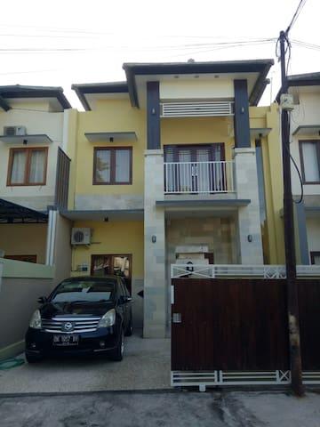 House villa tambak sari jimbaran