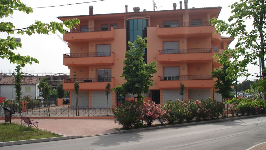 Appartamento Orange - Bellaria - Lägenhet