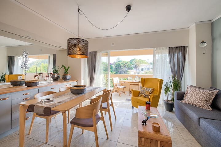Luxury apartment right in the heart of Rhodes City