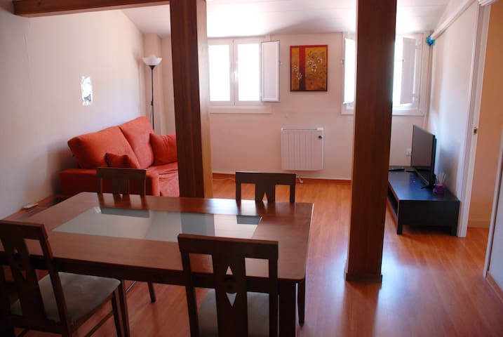 Apartamento 1 dormitorio. Centro de Madrid.