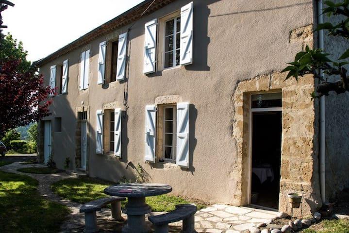 Maison Haumont à Mouches - Mouchès - Casa