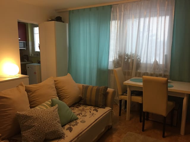 Complete accommodation near Messe!!