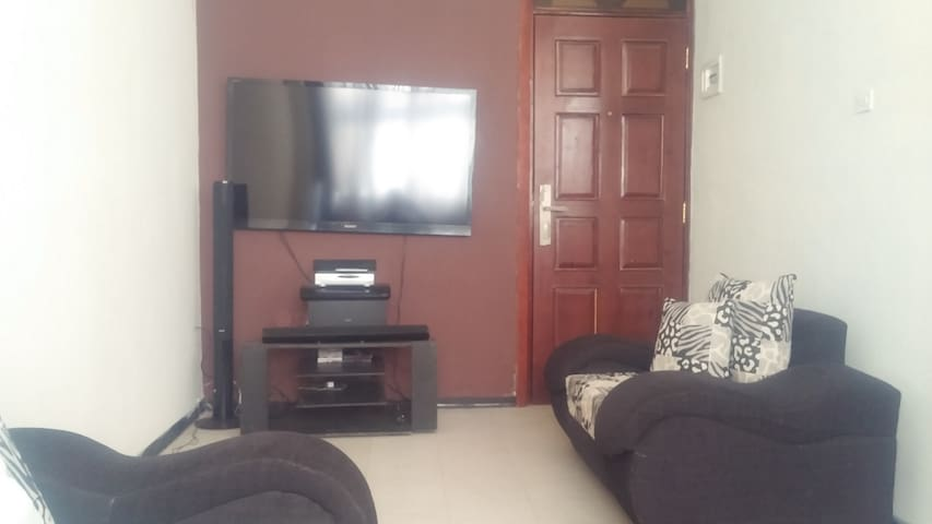 Cozy 1 bedroom apartment: convenient location - Addis Ababa - Huoneisto