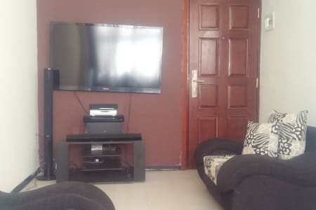 Cozy 1 bedroom apartment: convenient location - Addis Ababa - Apartment