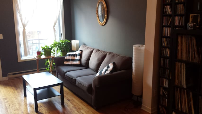 Lovely appartment in Montreal - Montreal - Apartamento