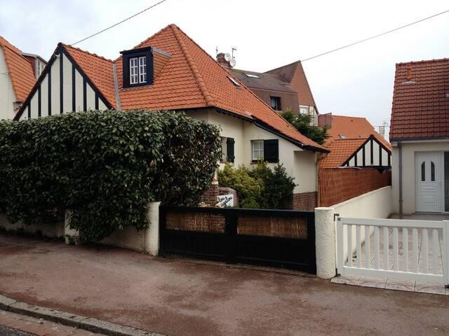 Villa Lou Cigalou au Touquet - Le Touquet-Paris-Plage - House