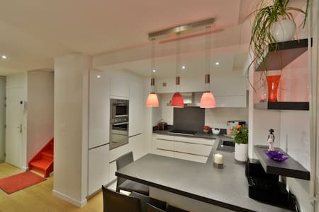 Appartment for rent be Geneva Airport - 费尔梅-伏尔泰(Ferney-Voltaire) - 公寓