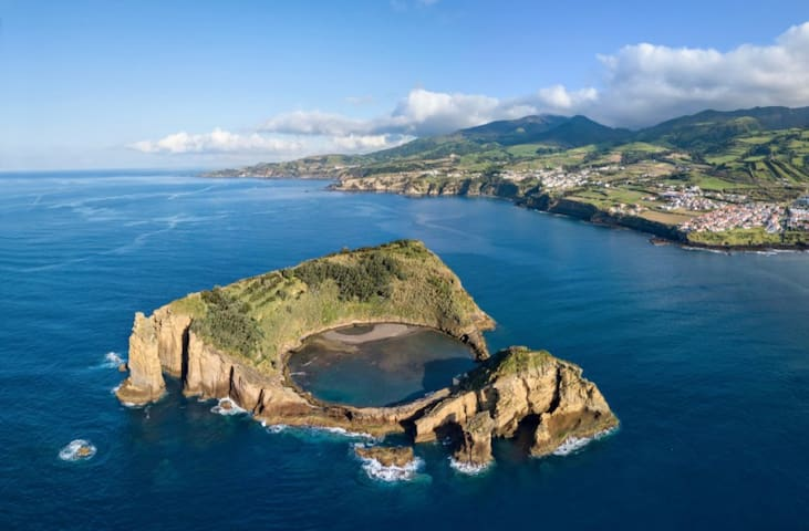 Galão d'Vila (T2) Breathtaking Ocean View