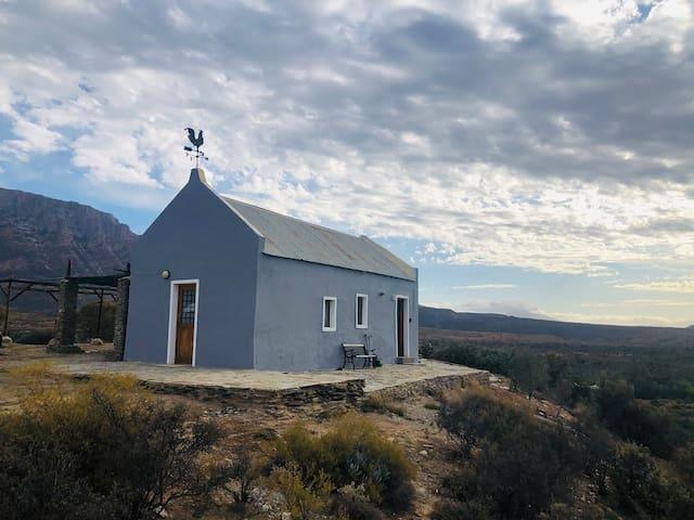 Klein Uitkyk Karoo Cottage